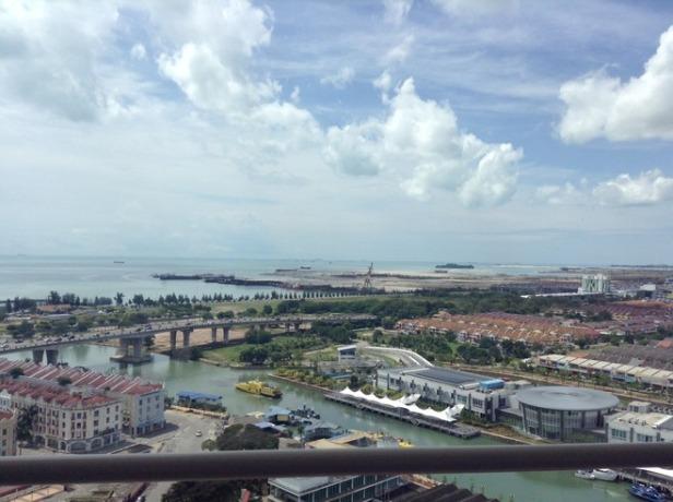 7276984-Industrial_area_and_mouth_of_Melaka_river_Melaka