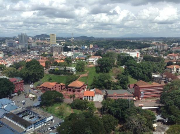 7276988-Melaka_hill_Melaka