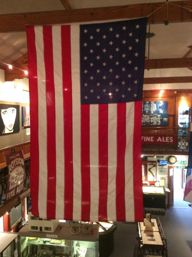 7683830-US_Flag_Royston_Museum_Royston