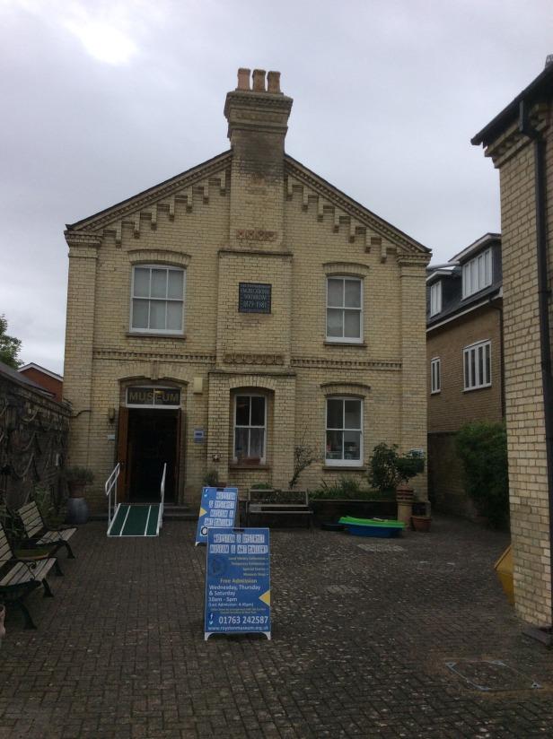7683831-Exterior_Royston_Museum_Royston
