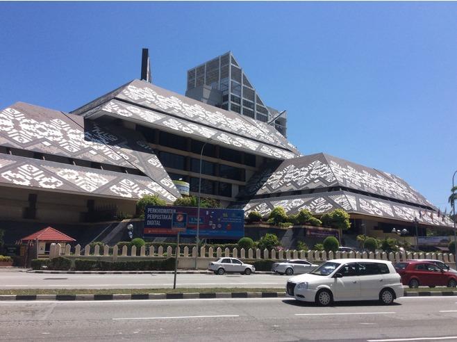 National Library Kuala Lumpur Gyppo Travel Reviews
