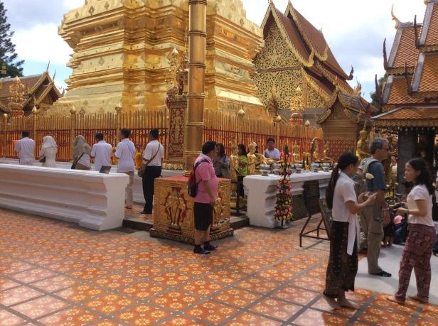 7508367-Blessing_Wat_Phra_That_Doi_Suthep_Chiang_Mai_Chiang_Mai
