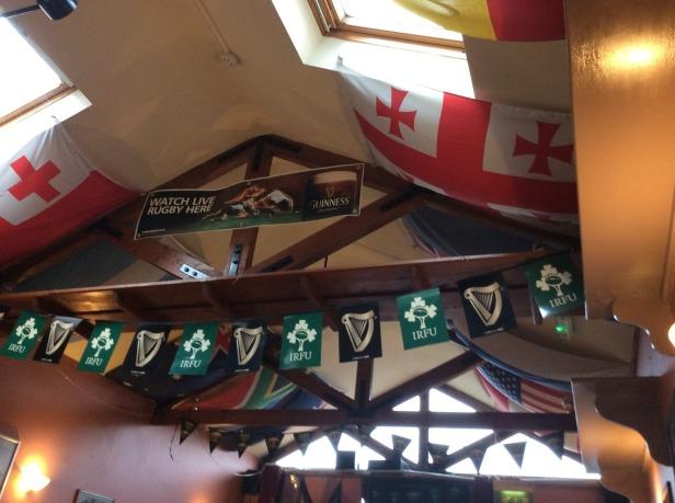 7742325-Flags_The_White_Swan_Cambridge_Cambridge